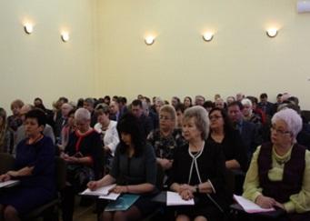 29 декабря 2015 года в Курской области состоялась коллегия